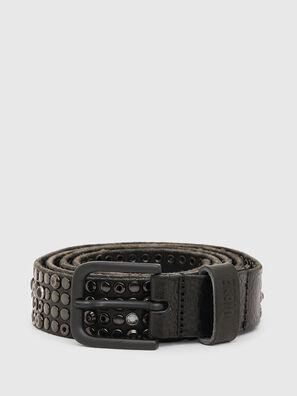 B-GIO II, Negro - Cinturones