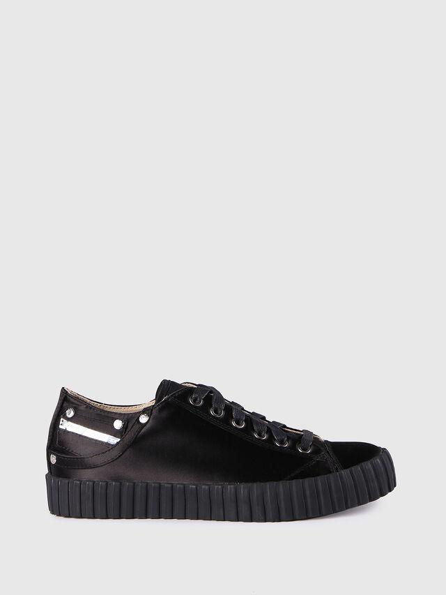 Diesel - S-EXPOSURE CLC W, Negro - Sneakers - Image 1