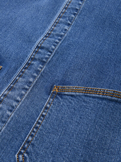 Diesel - DEDATY, Blue Jeans - Vestidos - Image 3