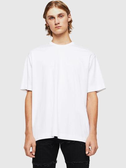 Diesel - TEORIALE-X3, Blanco - Camisetas - Image 1