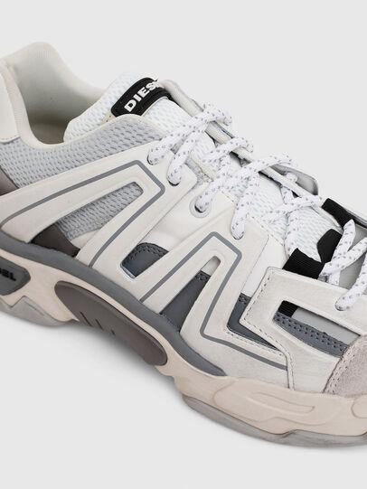 Diesel - S-KIPPER LOW TREK, Blanco - Sneakers - Image 6