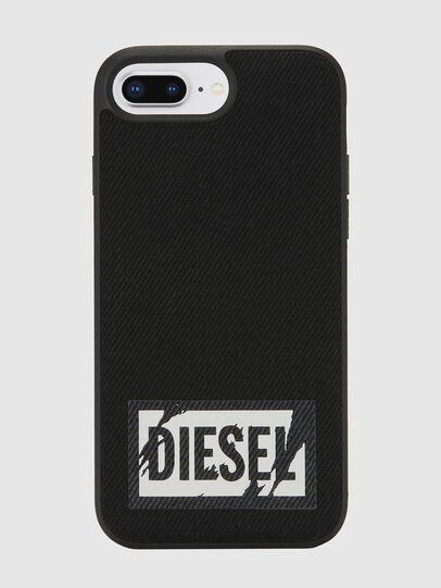 Diesel - BLACK DENIM IPHONE 8 PLUS/7 PLUS/6S PLUS/6 PLUS CASE,  - Fundas - Image 2