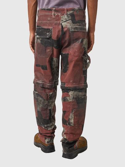Diesel - D-Multy JoggJeans® 0CEAM, Rosa/Negro - Vaqueros - Image 2