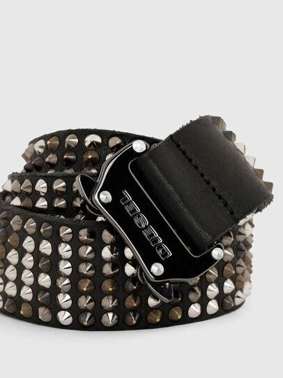 Diesel - B-FULSTAD, Negro - Cinturones - Image 2