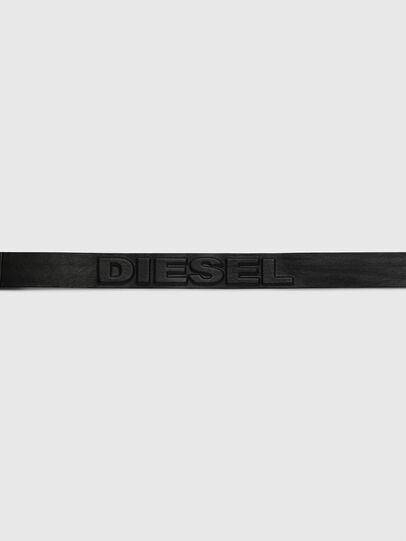Diesel - B-RING, Negro - Cinturones - Image 4
