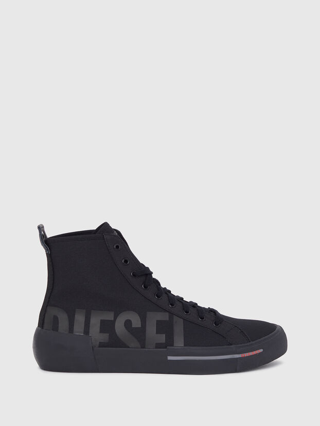 S-DESE MID CUT, Negro - Sneakers