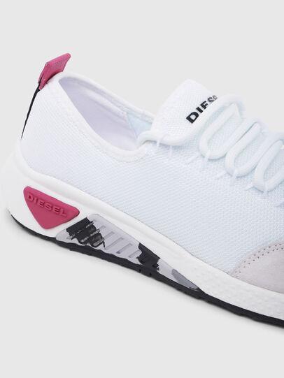 Diesel - S-KB LC W, Blanco - Sneakers - Image 4