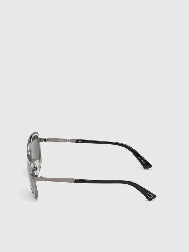 Diesel - DL0266, Negro/Gris - Gafas de sol - Image 3