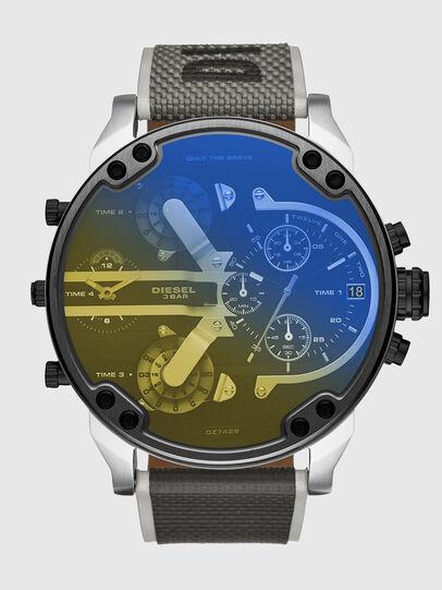 Diesel - DZ7429, Gris - Relojes - Image 1
