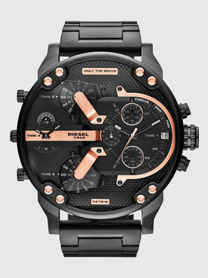 DZ7312 MR. DADDY 2.0, Negro - Relojes