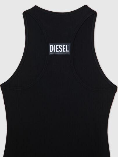 Diesel - UFTK-TANKNEE, Negro - Tops - Image 3