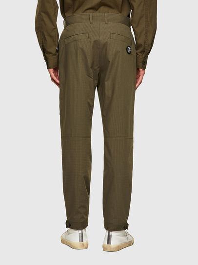 Diesel - P-SIDE, Verde Militar - Pantalones - Image 2