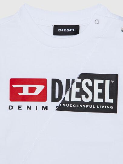 Diesel - TDIEGOCUTYB ML, Blanco - Camisetas y Tops - Image 3