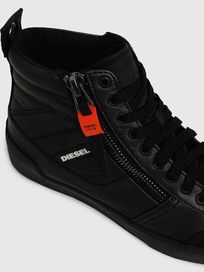 Diesel - S-DVELOWS, Negro - Sneakers - Image 4