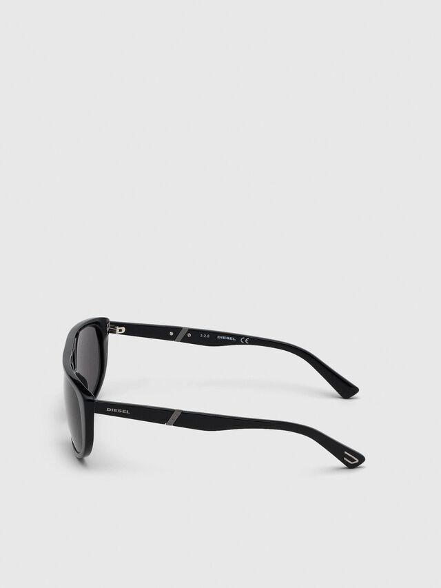 Diesel - DL0300, Negro - Gafas de sol - Image 3
