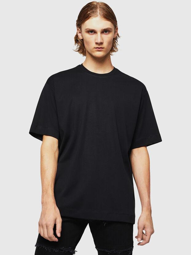 TEORIALE-X3, Negro - Camisetas