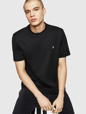 T-JUSTY, Negro - Camisetas