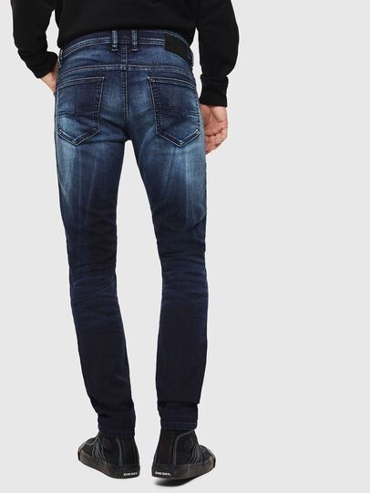 Diesel - Thommer JoggJeans 069IE, Azul Oscuro - Vaqueros - Image 2