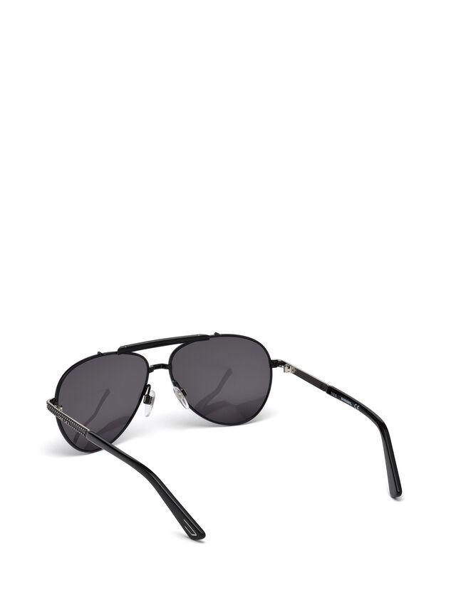 Diesel - DL0238, Negro - Gafas de sol - Image 2