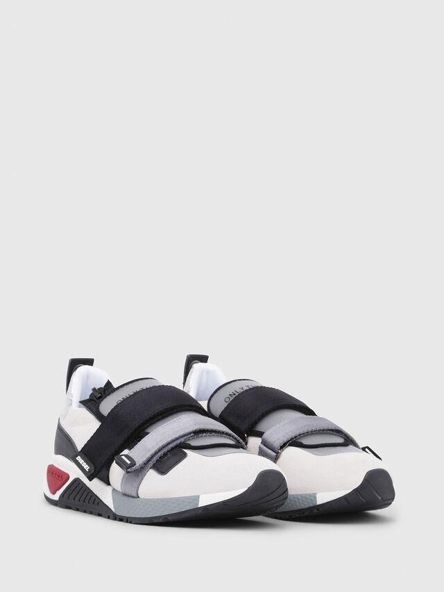 Diesel - S-KB STRAP, Multicolor/Blanco - Sneakers - Image 2