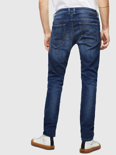 Diesel - Thommer JoggJeans 088AX, Azul Oscuro - Vaqueros - Image 2
