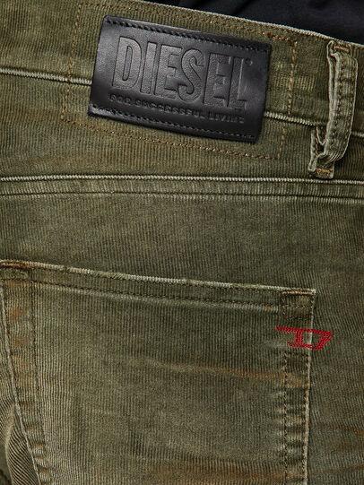 Diesel - D-Strukt 069PT, Verde Militar - Vaqueros - Image 4
