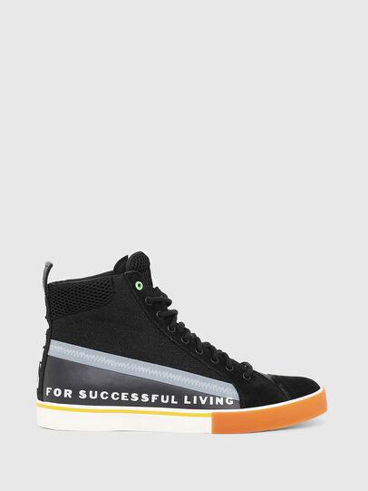 Diesel - S-DVELOWS MID, Negro - Sneakers - Image 1
