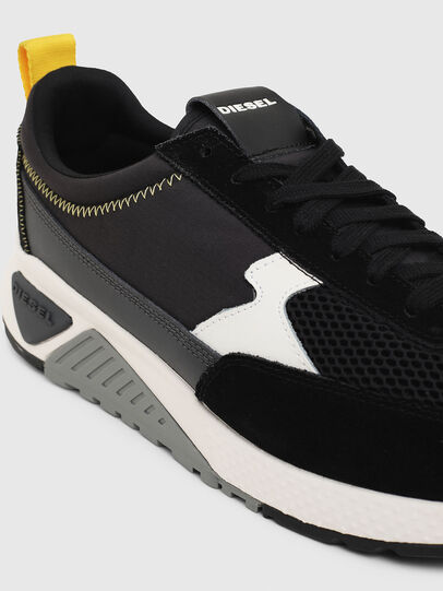 Diesel - S-KB LOW LACE II, Negro - Sneakers - Image 4