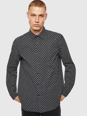 S-PENN-COPY, Negro - Camisas