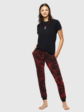 UFSET-SILYBYX, Negro/ Rojo - Pijamas