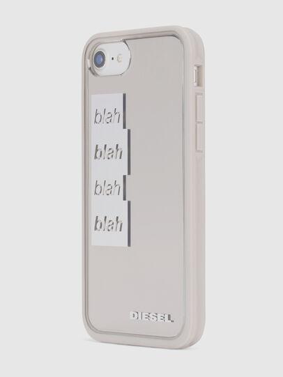 Diesel - BLAH BLAH BLAH IPHONE 8/7/6s/6 CASE, Blanco - Fundas - Image 5