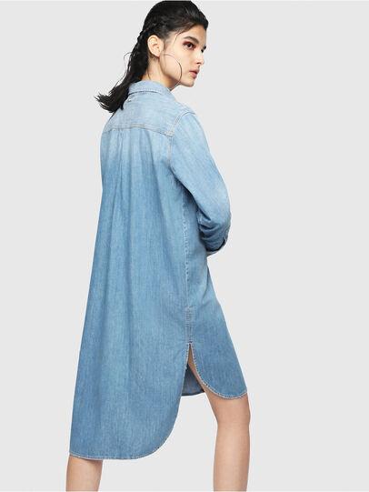 Diesel - DE-BLANCHE, Blue Jeans - Vestidos - Image 2