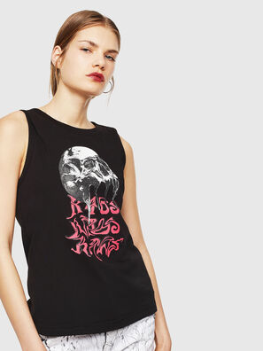 T-TRIXY, Negro - Camisetas