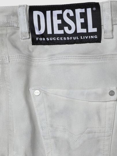 Diesel - KROOLEY-J JOGGJEANS-N, Blanco - Vaqueros - Image 4