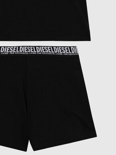 Diesel - UFSET-PIJIMMY, Negro - Pijamas - Image 4