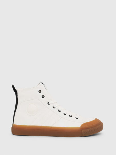 Diesel - S-ASTICO MID LACE, Blanco - Sneakers - Image 1