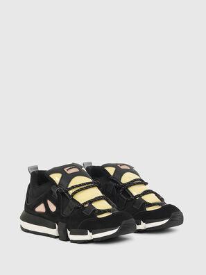 H-PADOLA SL W, Negro/Amarillo - Sneakers