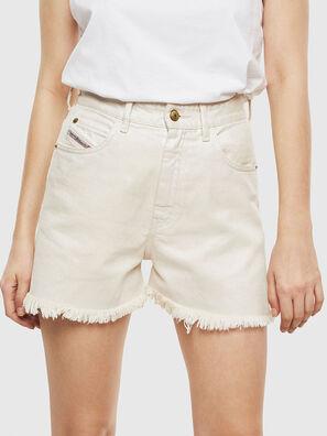DE-EISELLE, Blanco - Shorts