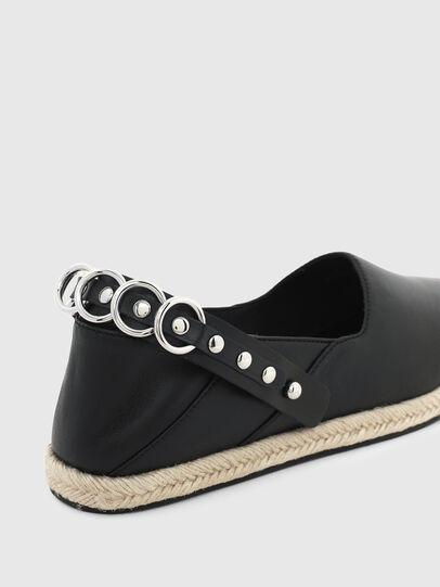 Diesel - S-LIMA, Negro - Zapatos bajos - Image 4