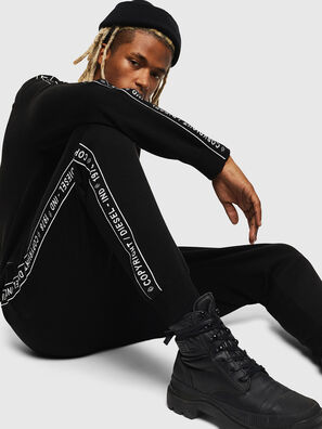 K-SUIT-C, Negro - Pantalones