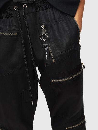 Diesel - P-LEX, Negro - Pantalones - Image 3