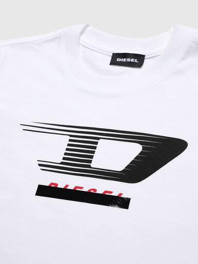 Diesel - TJUSTY4, Blanco - Camisetas y Tops - Image 3