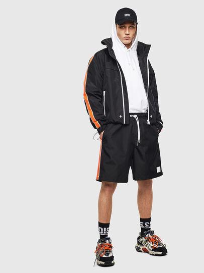 Diesel - P-KEITH, Negro - Shorts - Image 6