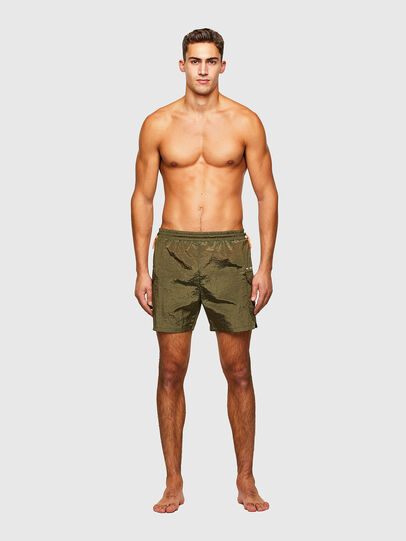 Diesel - BMBX-SURFY, Verde Militar - Bañadores boxers - Image 1