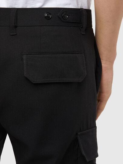 Diesel - P-SONG, Negro - Pantalones - Image 4