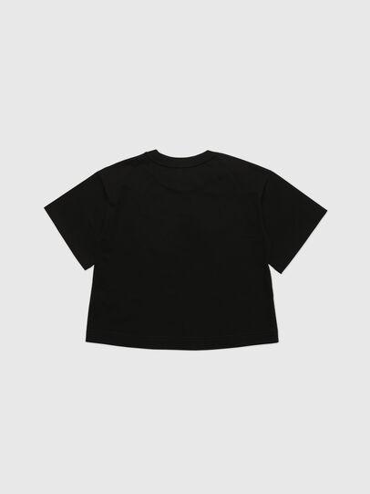 Diesel - TBOWLY, Negro - Camisetas y Tops - Image 2