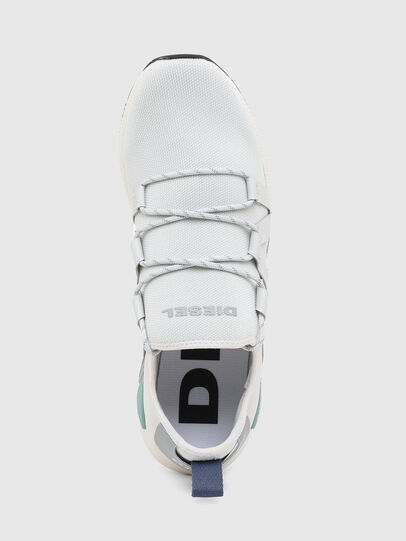 Diesel - S-KB WEB LACE, Celeste - Sneakers - Image 6