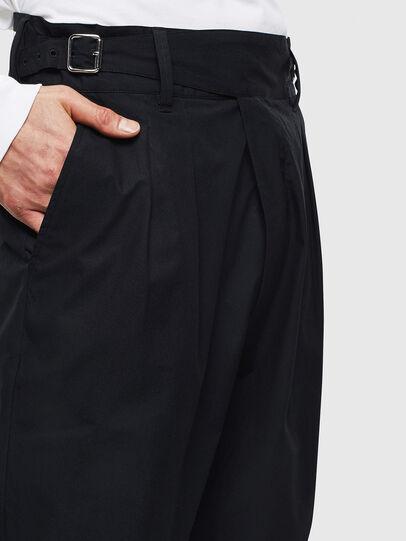 Diesel - P-COOLE, Negro - Pantalones - Image 3