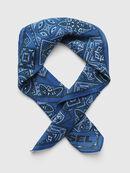 S-JOEL, Azul - Bufandas