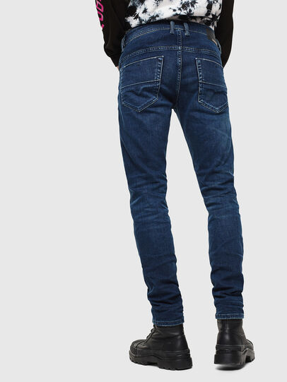 Diesel - Thommer 0095T, Azul Oscuro - Vaqueros - Image 2